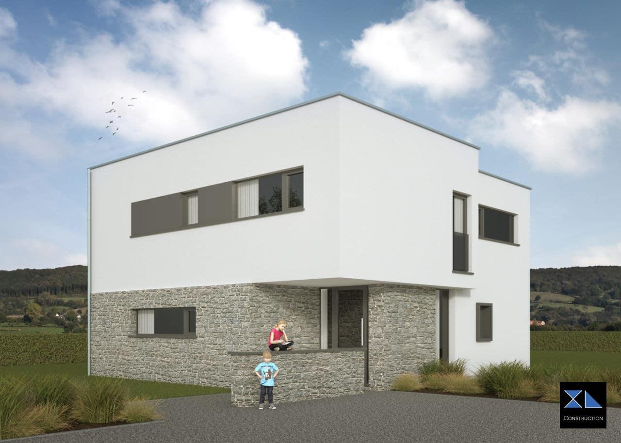 Villa de prestige modèle XL39