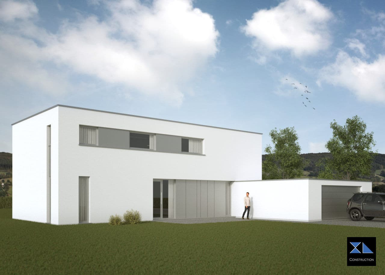 Villa de prestige modèle XL38
